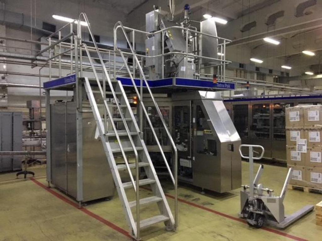 Tetra Pak used machine for sale