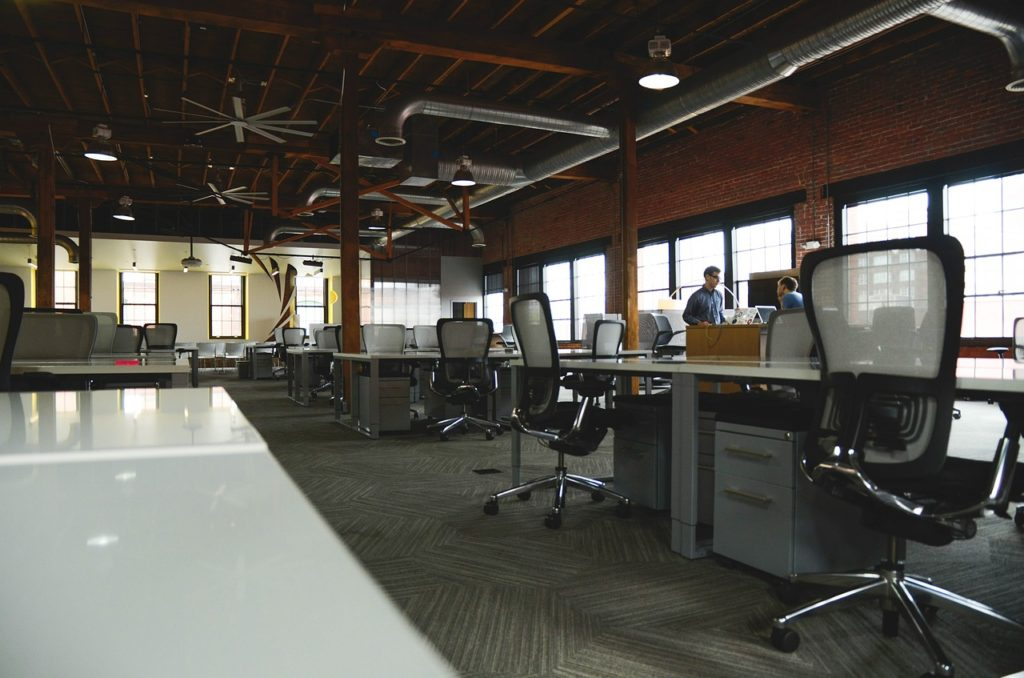 5 Creative Ideas to Make Open Plan Workspace More Attractive-Justlezen